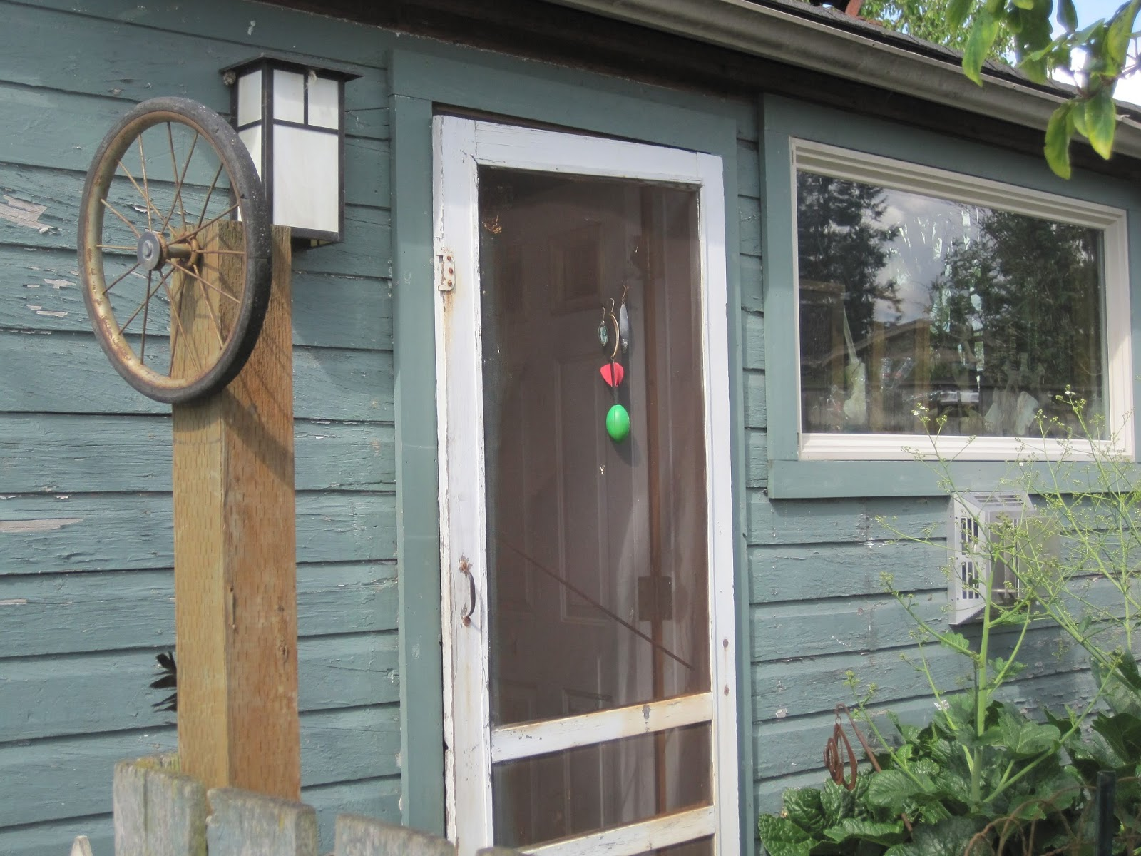 Whimsical Windows And Delirious Doors
