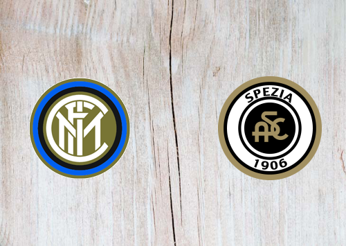 Internazionale vs Spezia -Highlights 20 December 2020