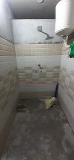 toilte tiles design work