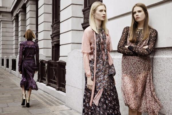 Zara winter campaign 2014