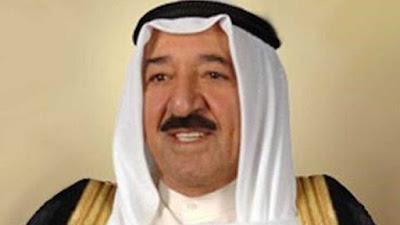 امير الكويت, مستشفى الولايات المتحدة,