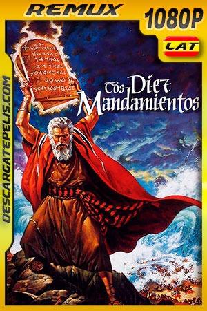 Los diez mandamientos (1956) 1080p BDRemux Latino – Ingles