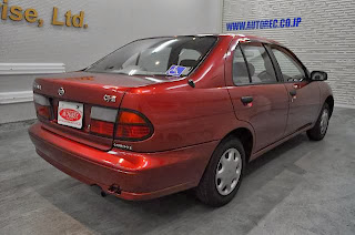 1996 Nissan Pulsar CJ-II for Pakistan to Karachi