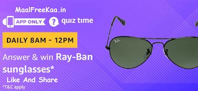 Ray-Ban Sunglass