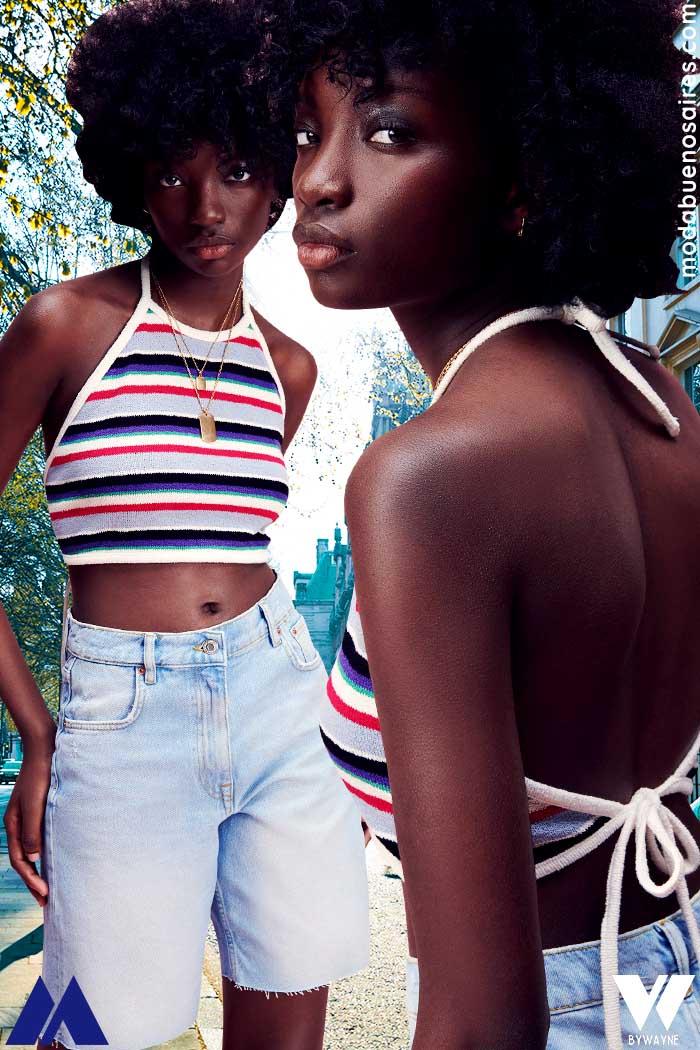 tops verano 2022 moda verano 2022