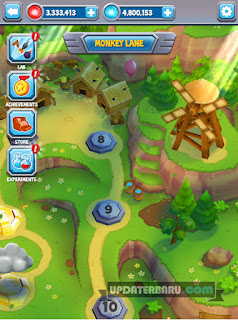 games Bloons Supermonkey 2 Apk+ Mod For android