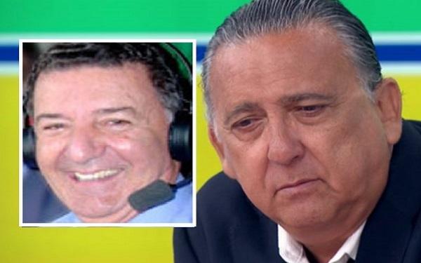 Arnaldo César Coelho e Galvão Bueno (Imagem: Reprodução/Ideal Notícia)