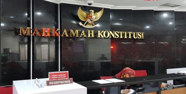 Wewenang Mahkamah Konstitusi (MK)