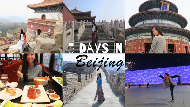 3 Days in Beijing