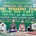 isro'mi'roj Nabi Besar Muhammad SAW. di Ponpes Al-ihsany Kalimantan Selatan