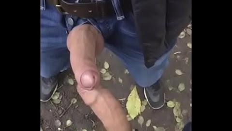 Dois machos esfregando as picas