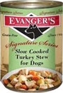 Picture of Evangers Slow Cooked Turkey Stew Canned Dog Food