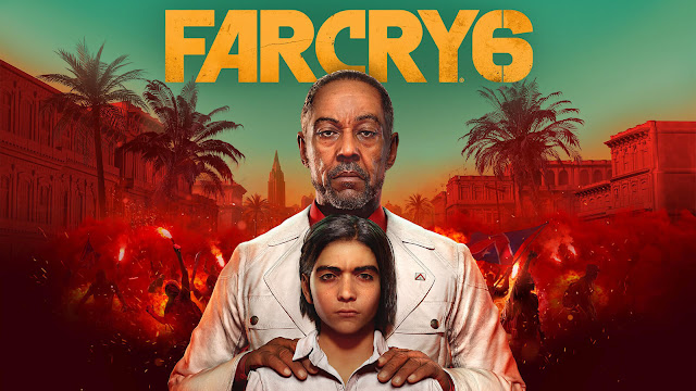 far cry 6 released october 7, 2021 open world first-person shooter ubisoft amazon luna google stadia pc playstation ps4 ps5 xbox one series x/s xb1 x1 xsx giancarlo esposito anthony gonzalez
