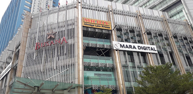 Busana Shopping Mall