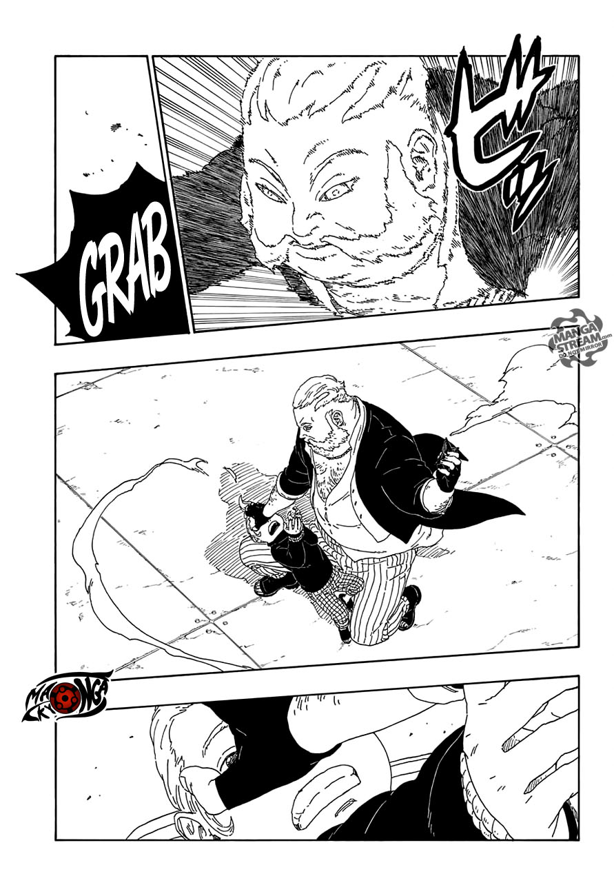 Baca Manga Boruto Chapter 13 Bahasa Indonesia