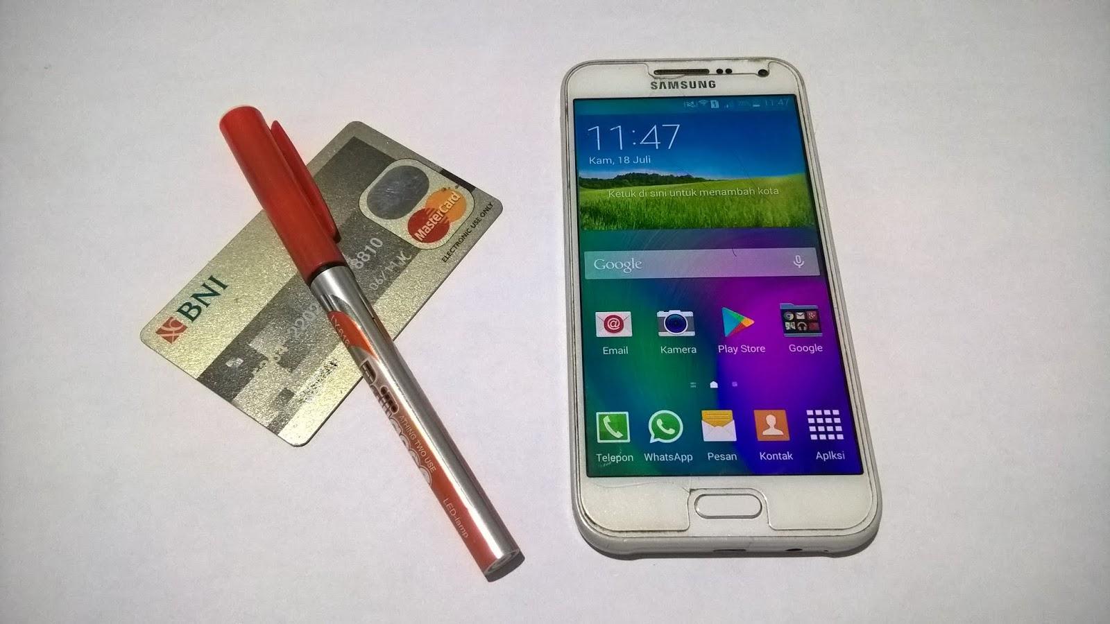 Sinyal Handphone Tidak Muncul