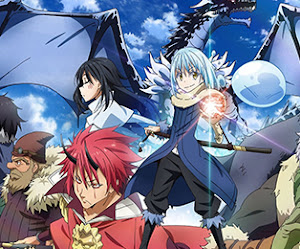 Reseña Anime: Tensei Shitara Slime Datta Ken
