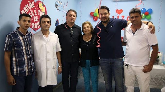 Hospital Infantil Dr. João Viana realiza café da manhã em alusão ao Dia das Mães