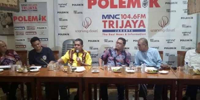 Golkar Akui Novanto Didukung Petinggi Negara