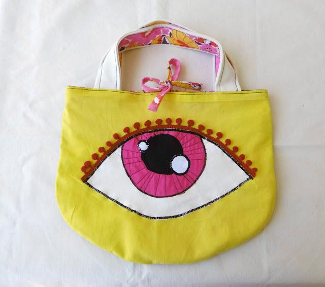 OnePerfectDay: Evil Eye Bag