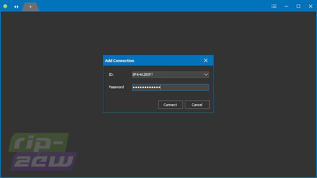 Software Remote Distant Desktop