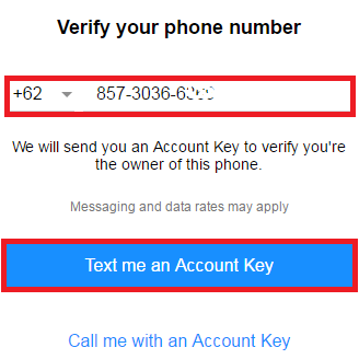 Cara Membuat Email di Yahoo Full Verifikasi Akun
