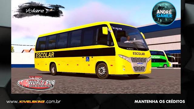 VOLARE W9 FLY - ESCOLAR