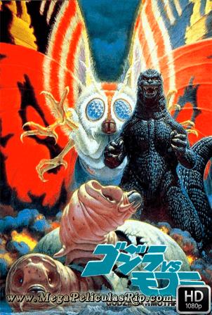 Godzilla Vs Mothra (1964) [1080p] [Castellano-Japones] [MEGA]