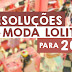 3 resoluções na moda para 2018 | 3 Lolita Fashion resolutions for 2018