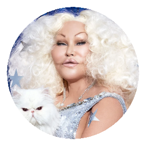 Jocelyn Wildenstein - An Ugly Pageant Competitor
