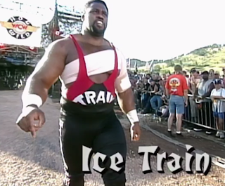 WCW HOG WILD 1996 REVIEW: Ice Train had a grudge match against Fire & Ice partner, Ice Train