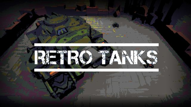 Retro Tanks v1.3.2 NSP XCI NSZ For Nintendo Switch