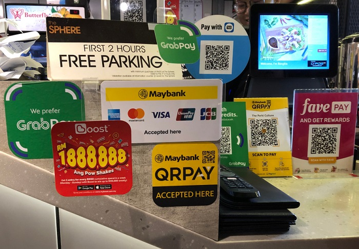 Top 5 Best E-Wallet Malaysia Grab Touch n go Boost Fave BigPay