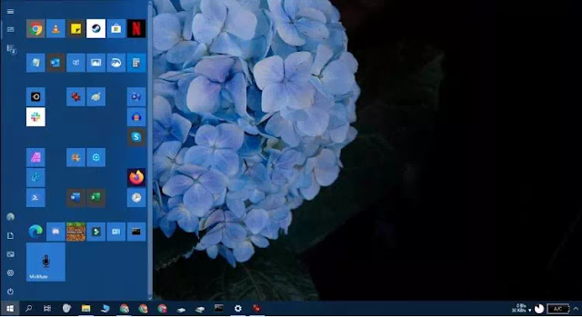 Cara Mengubah Tampilan Start Menu Windows 10-2
