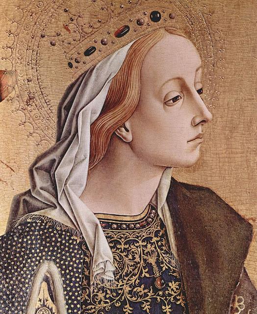 Saint Catherine  Carlo Crivini