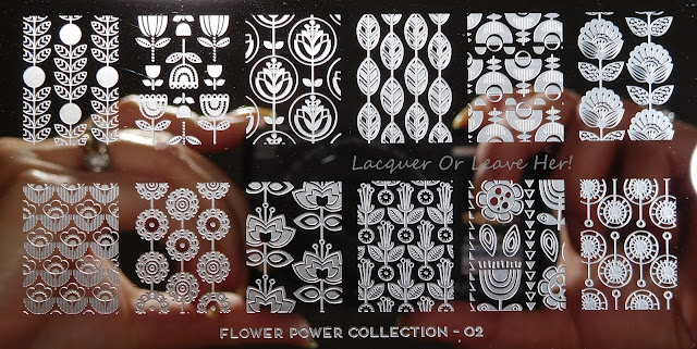 MoYou London Flower Power Collection 02