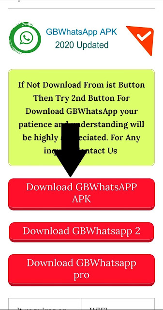 GB WhatsApp Business Apk