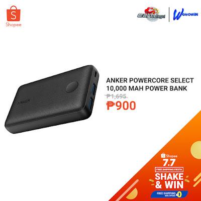 Anker PowerCore Select 10000mah