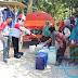 Hari Kemerdekaan, JNE Bagi Air Bersih ke Warga Terdampak Kekeringan