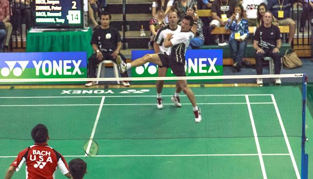 Permainan Badminton / Bulu Tangkis