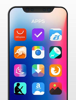 تطبيق iLOOK Icon pack للأندرويد, تطبيق iLOOK Icon pack مدفوع للأندرويد, تطبيق iLOOK Icon pack مهكر للأندرويد