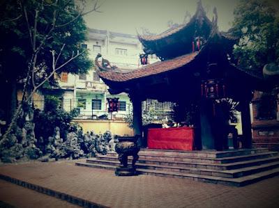 Chùa Phúc Khánh- ngôi chùa linh thiêng đất Hà thành