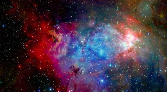 Ίσως το σύμπαν προσπαθεί να στείλει στη Γη ένα μήνυμα ...
