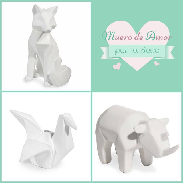 Decoración en blanco con figuras y animales-4