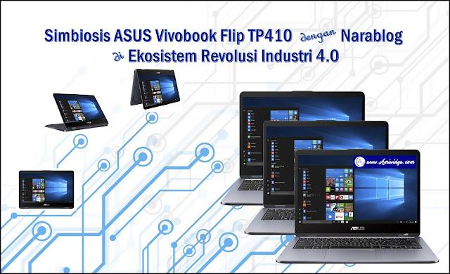 ASUS Vivobook TP410