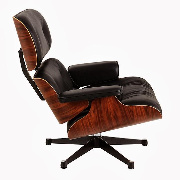 David Dangerous: Vitra Eames Lounge Armchair