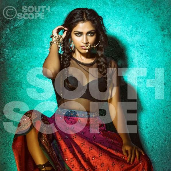 Amala Paul latest photos from South Scope magazine