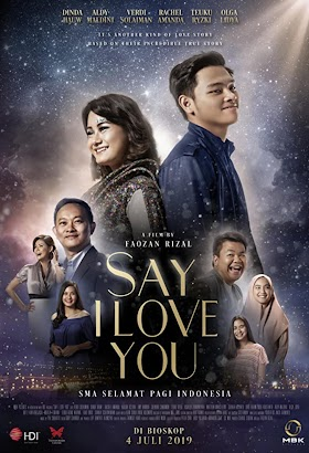 Say I Love You (2019) WEB-DL