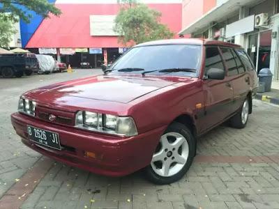 6. Mazda Vantrend / MR90 1994