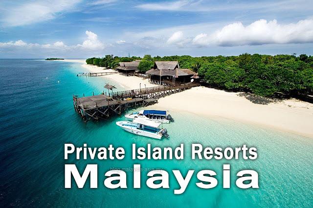 Malaysia Private Island Resorts